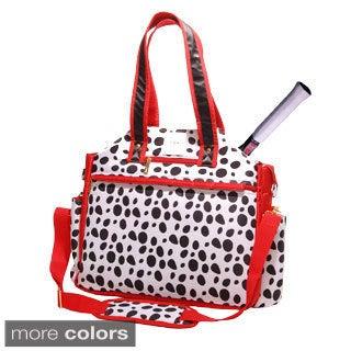 Isaac Mizrahi Tennis Tote Bag