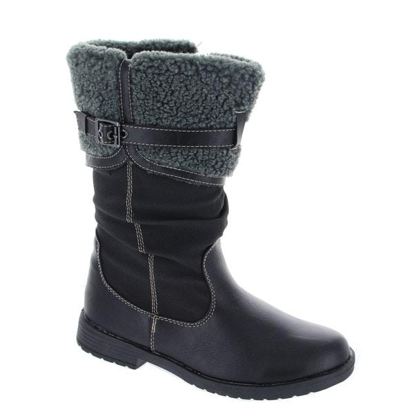 Kensie Girl Brianna Black Boot