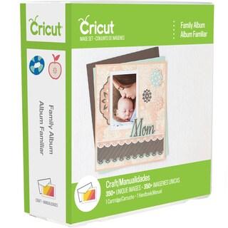 Cricut Crtdg Family Album