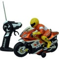 DimpleChild Radio Control Motorcycle with Lights and Sounds