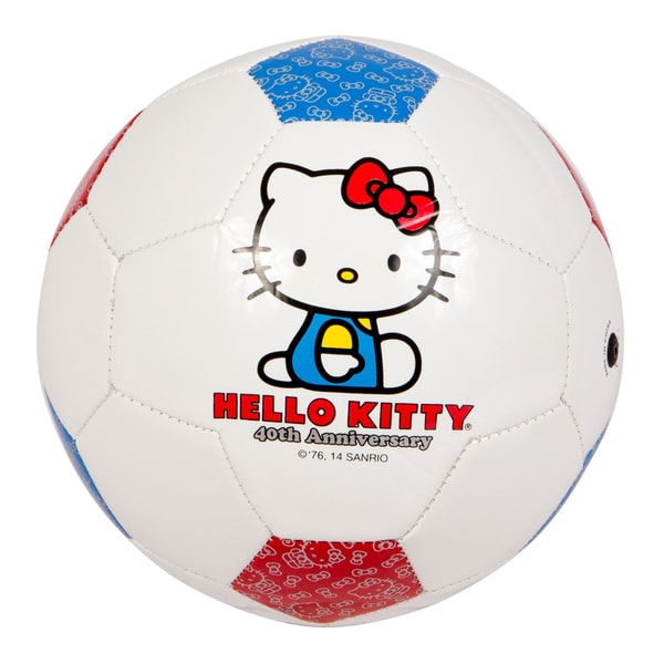 Hello Kitty 40th Anniversary Collection Soccer Ball