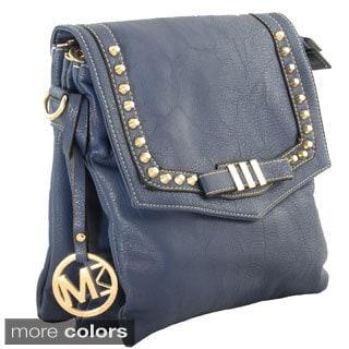 Michael Michelle Lucia Cross-body Handbag