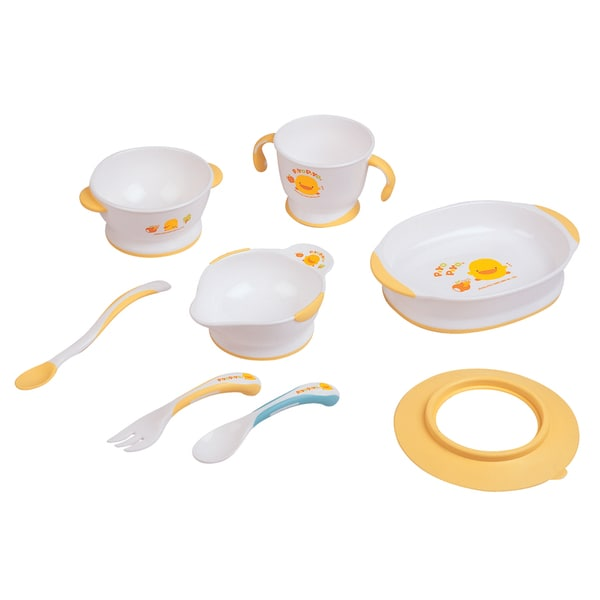 Piyo Piyo Training Tableware Set