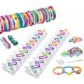 As Seen on TV Friendship Loom Band Bracelet Maker Kit (Set of 2)