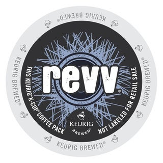 revv revv Coffee, K-Cup Portion Pack for Keurig Brewers