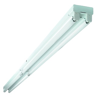 "96"" SHALLOW STRIP FIXTURE , NO LENS"