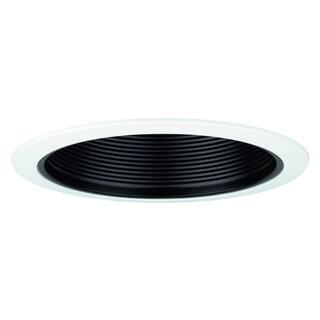 Raptor Lighting 6-inch Recessed Trim Black Baffle BR30/ PAR30 Ceiling Light