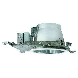 Raptor Lighting 8-inch New Construction Housing Non-Insulated Ceiling Compact Fluorescent Horizontal Lamp