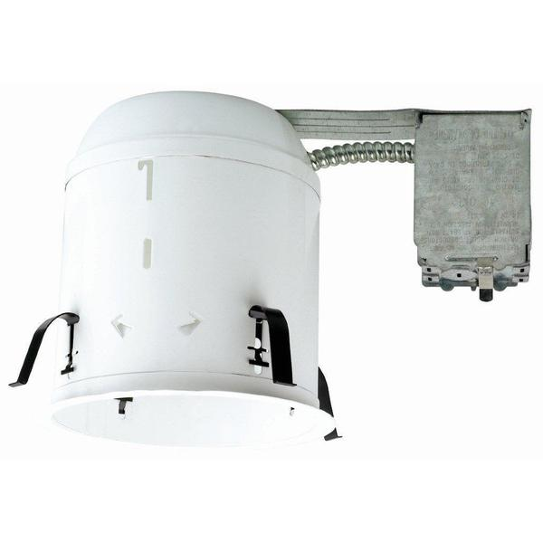 Raptor Lighting 6-inch Remodel Housing Non-Insulated Ceiling Light