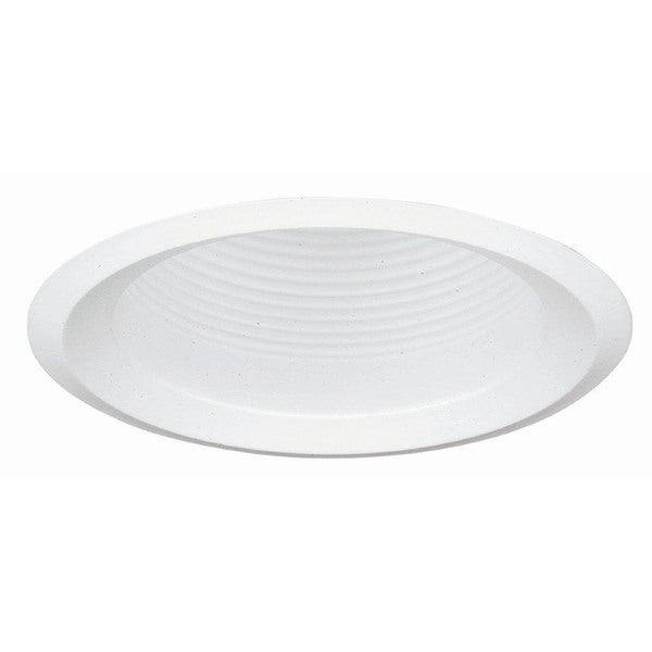 Raptor Lighting 6-inch Recessed Trim Compact Fluorescent White Reflector Vertical Lamp