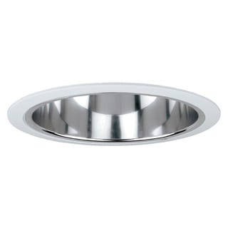 6-inch Recessed Trim Clear Reflector BR30/ PAR30 Ceiling Light