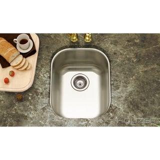 Houzer Club Large Bar/ Prep Sink