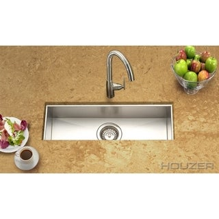 Houzer Contempo Trough Bar/ Prep Bowl