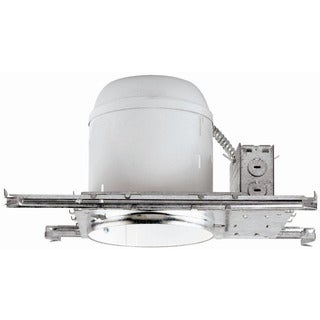 Raptor Lighting 6-inch New Construction Housing Non-Insulated Ceiling Light