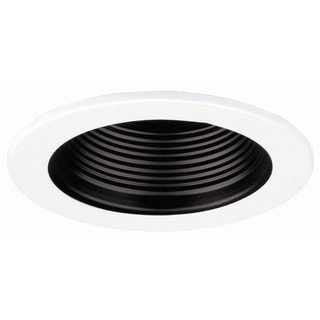 Raptor Lighting 5-inch Recessed Trim Black Baffle BR30/ PAR30 Ceiling Light