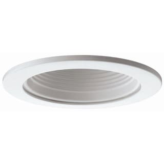 Raptor Lighting 4-inch Recessed Trim White Baffle R20/ PAR20