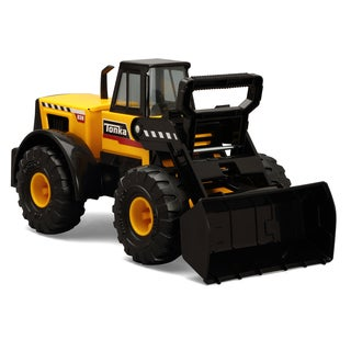 Funrise Toy Tonka Classics Steel Front Loader