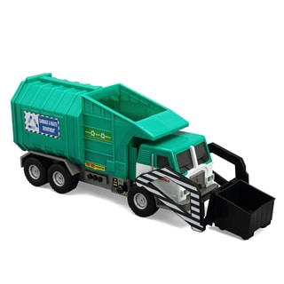 Toy Tonka Mighty Motorized Garbage Truck
