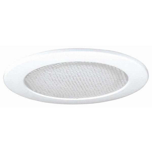 Raptor Lighting 4 Inch Recessed Shower Trim Albalite Lens R20 PAR20 Ceiling
