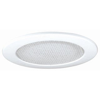 4-inch Recessed Shower Trim Albalite Lens R20/ PAR20 Ceiling Light