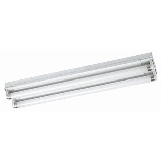 "24 1/4"" SHALLOW STRIP FIXTURE, NO LENS"