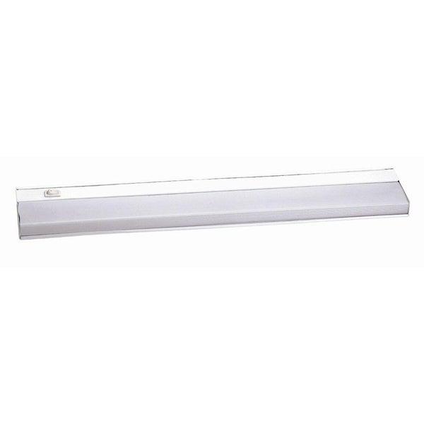 raptor lighting 21 inch under cabinet light 120 volt w switch bulb included. Black Bedroom Furniture Sets. Home Design Ideas