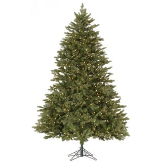 9-foot Balsam Fir Tree with 1150 Dura-Lit Clear Lights