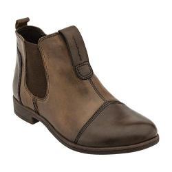 Women's Earth Dorset Chelsea Boot Bark Calf Leather