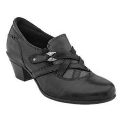 Women's Earth Kindle Loafer Black Calf Leather