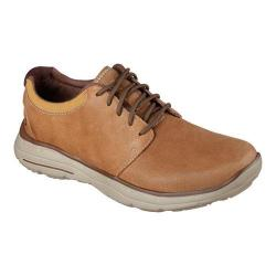 Men's Skechers Relaxed Fit Glides Erwin Oxford Tan