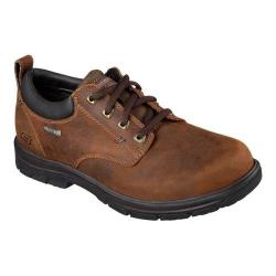 Men's Skechers Relaxed Fit Segment Bertan Oxford Chocolate