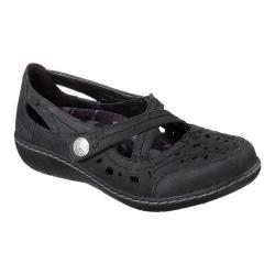 Women's Skechers Relaxed Fit Washington Aberdeen Mary Jane Black