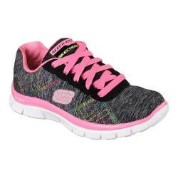 Girls' Skechers Skech Appeal Its Electric Sneaker Black/Multi