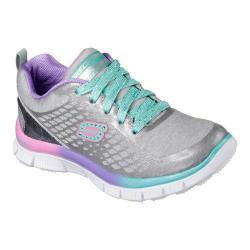Girls' Skechers Skech Appeal Surprise N Shine Sneaker Silver/Multi