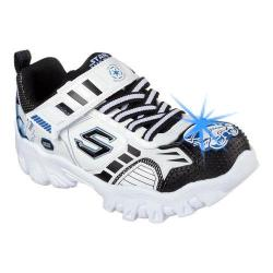 Children's Skechers Star Wars Damager III Hypernova Sneaker White Black