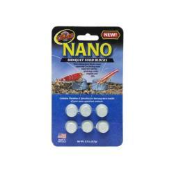 Zoo Med Nano Banquet Block Mini 6/cd