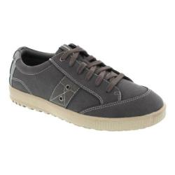 Men's Deer Stags Prime Holmes Casual Lace-Up Grey