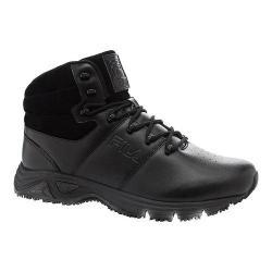 Men's Fila Memory Breach SR Boot Black/Black/Black