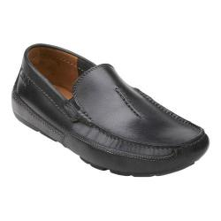 Men's Clarks Ashmont Race Black Smooth