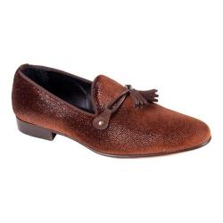 Men's Giovanni Marquez 6305 Lampo Tassel Slip-On T. Moro Leather
