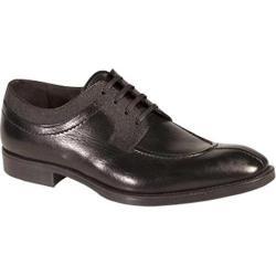 Men's Bacco Bucci 7921-20 Oxford Black Calfskin
