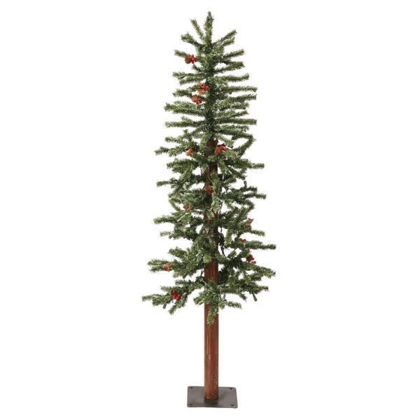 4-foot x 19-inch Frosted Alpine Berry Dura 150 Clear
