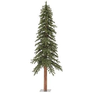 6-foot x 36.5-inch Natural Alpine Tree 657T