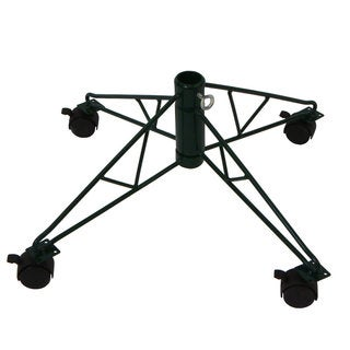 29-inch Rolling Stand 8-foot to 9.5-foot Tree 1.25-inch