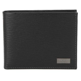 Ferragamo Revival Men's Leather Bi-Fold Wallet