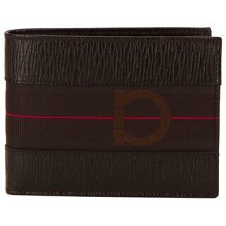 Ferragamo Revival II Fondente Bifold Wallet