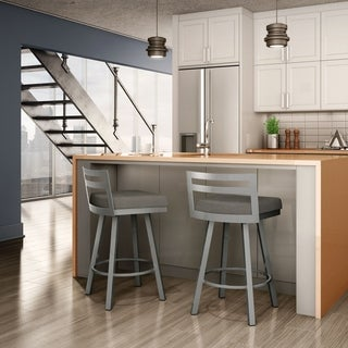 Grey Counter Height 23 28 In Bar Stools Shop The