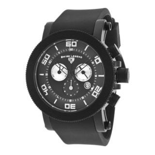 Swiss Legend Men's SL-30465-BB-01-SA Cyclone Black Watch