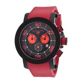 Swiss Legend Men's SL-30465-BB-01-RDAS Cyclone Black Watch