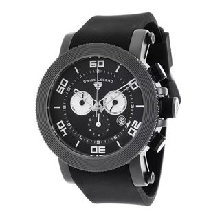 Swiss Legend Men's SL-30465-GM-01 Cyclone Black Watch